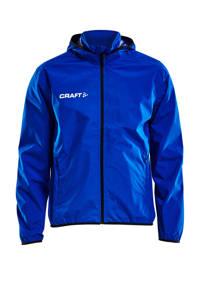 Craft Senior  regenjack, Blauw