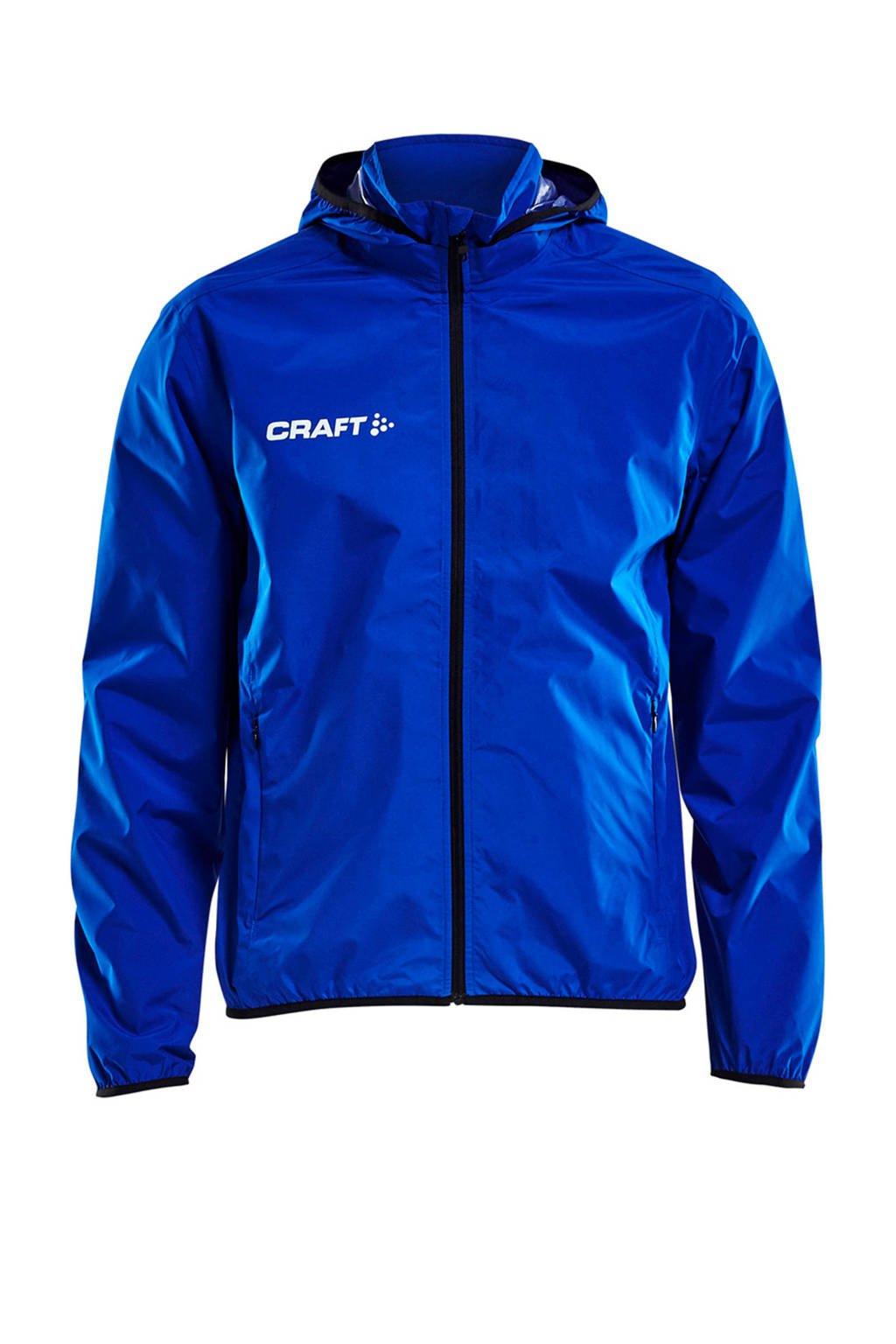 Craft Senior  voetbaljack blauw, Blauw