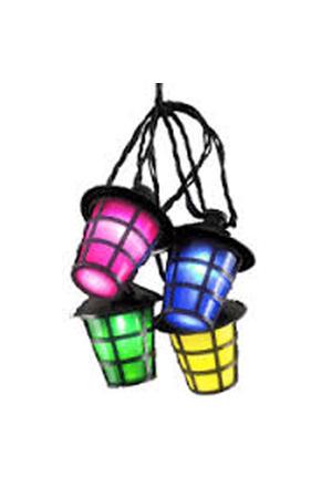 24V lichtsnoer (20 lantaarns)