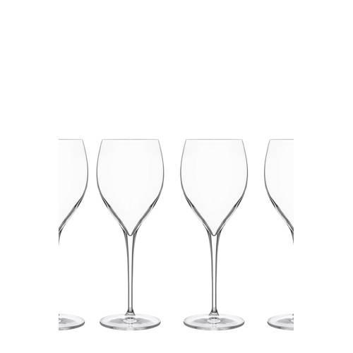 Luigi Bormioli Magnifico wijnglas (Ø8,9 cm) (set van 4) kopen