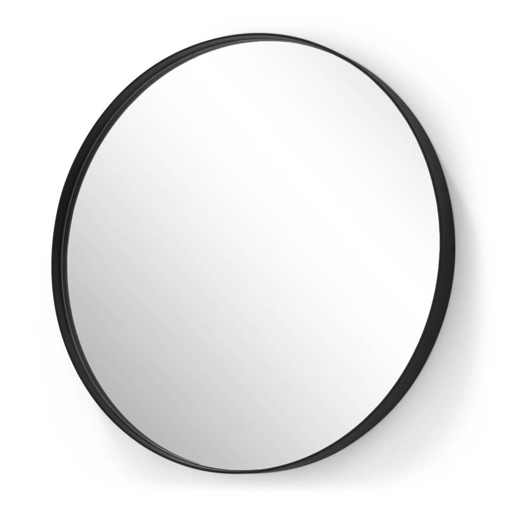 Spinder Design spiegel Donna (∅60 cm)   ( cm), Zwart