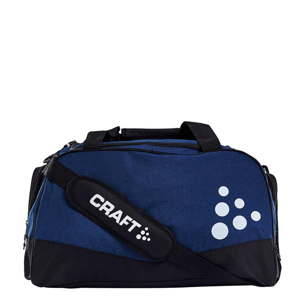 Craft   sporttas L, Donkerblauw/zwart