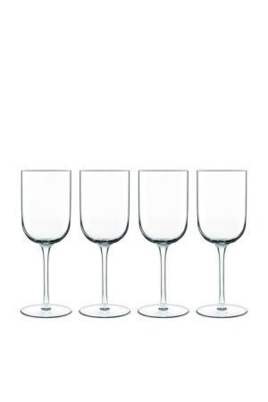 Sublime rode wijnglas (Ø8 cm) (set van 4)