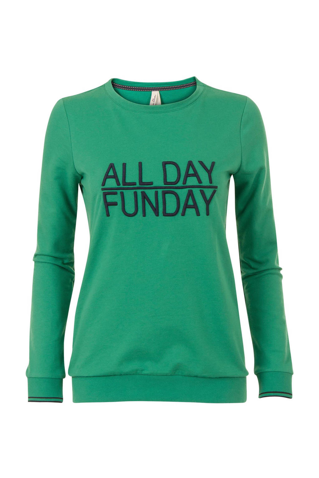 Miss Etam Regulier sweater, Groen