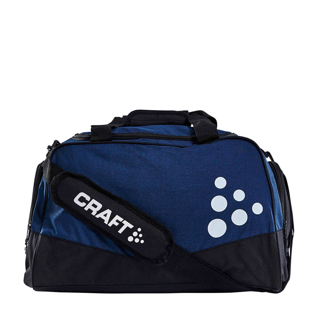 Craft   sporttas M, Donkerblauw/zwart