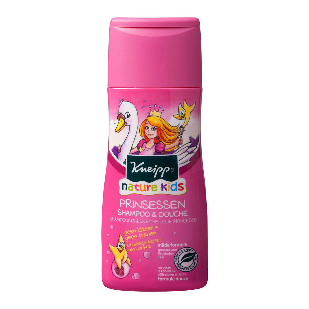 Kneipp kids shampoo/douchegel - prinsessen