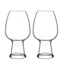 Birrateque bierglas (Ø10,2 cm) (set van 2)