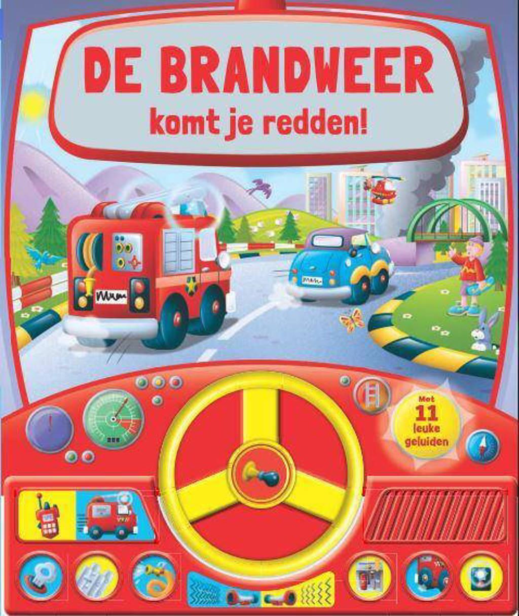 De brandweer komt je redden