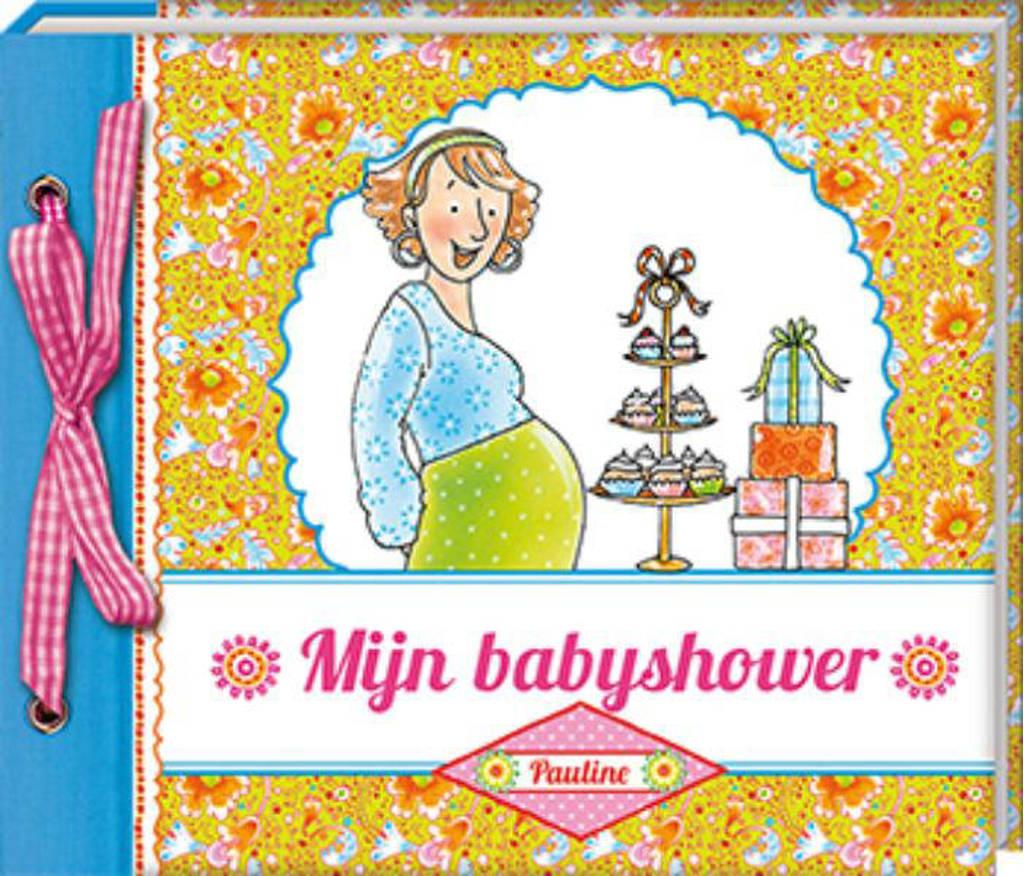 Pauline Oud: Babyshower boek
