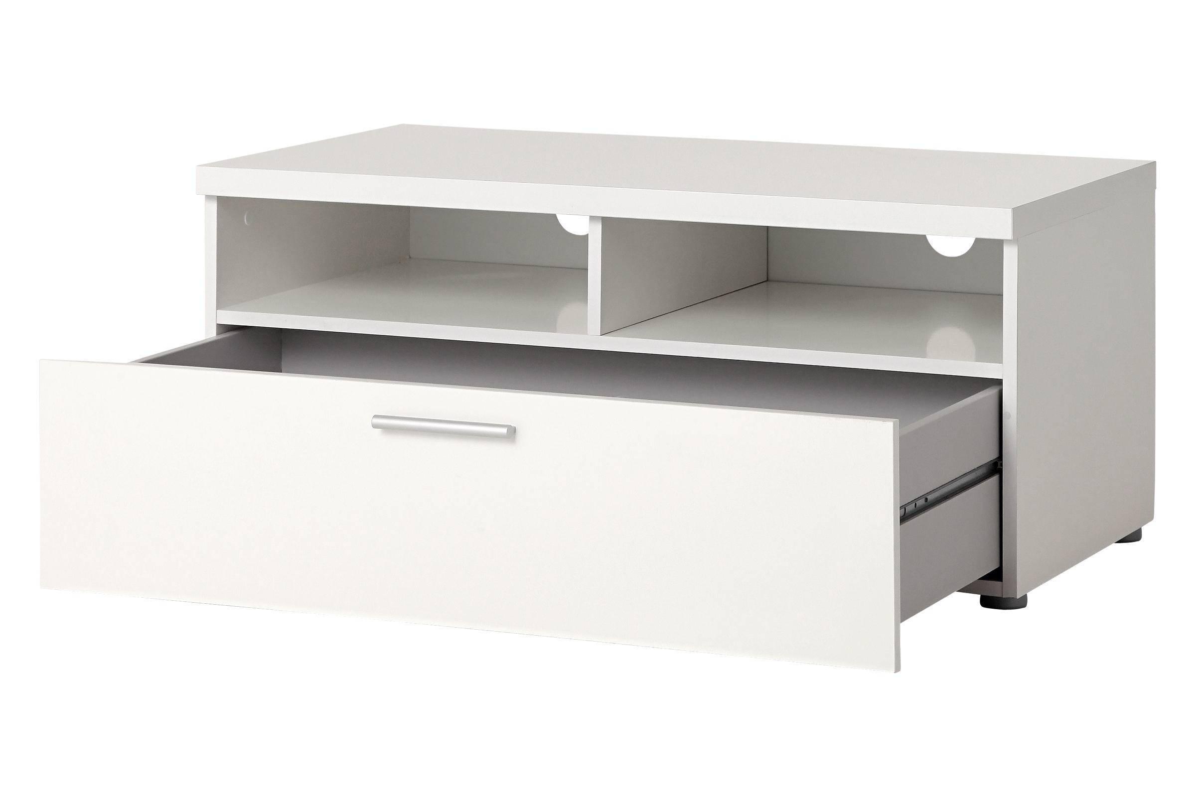 Tenzo dot tv meubel wit kopen bij furnea