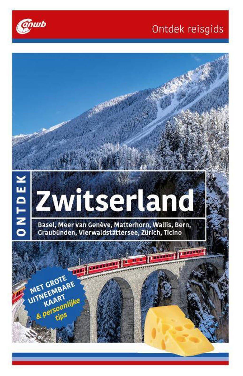 f35e43bad2d ANWB Ontdek reisgids: Ontdek Zwitserland | wehkamp