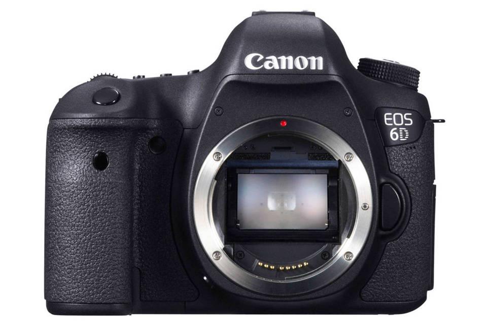Canon EOS 6D Body spiegelreflex camera