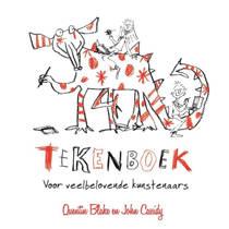 Tekenboek voor veelbelovende kunstenaars - Quentin Blake en John Cassidy