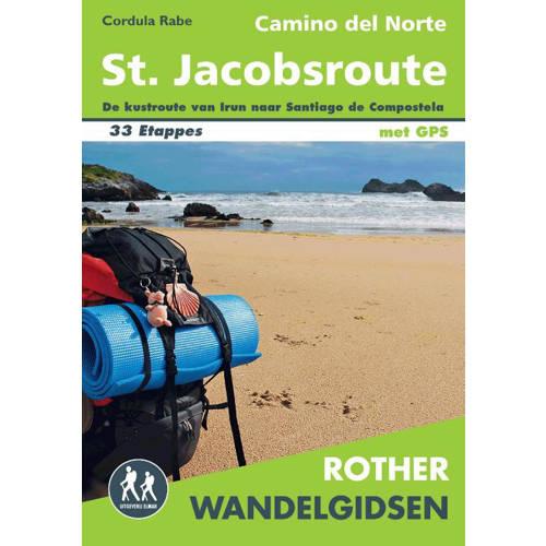 Rother Wandelgidsen: Camino del Norte - kustroute - Cordula Rabe kopen