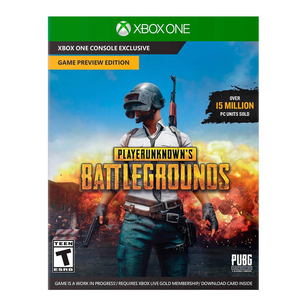 PlayerUnknown's Battlegrounds (PUBG) (Xbox One)