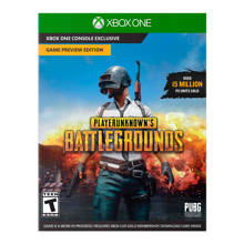 PlayerUnknown's Battlegrounds (PUBG) (Xbox One)