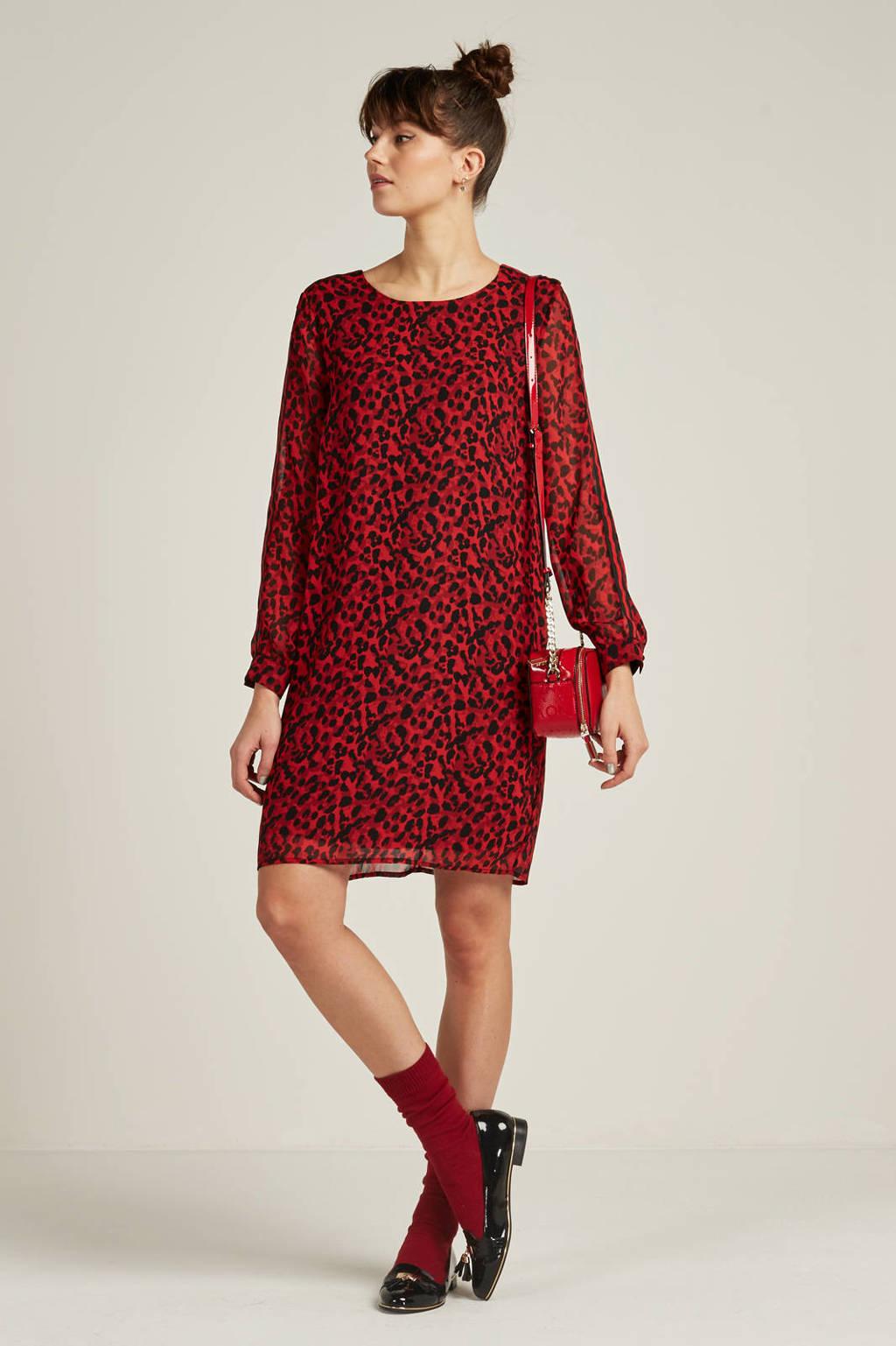 f8be022b3a71cd ONLY jurk met luipaardprint