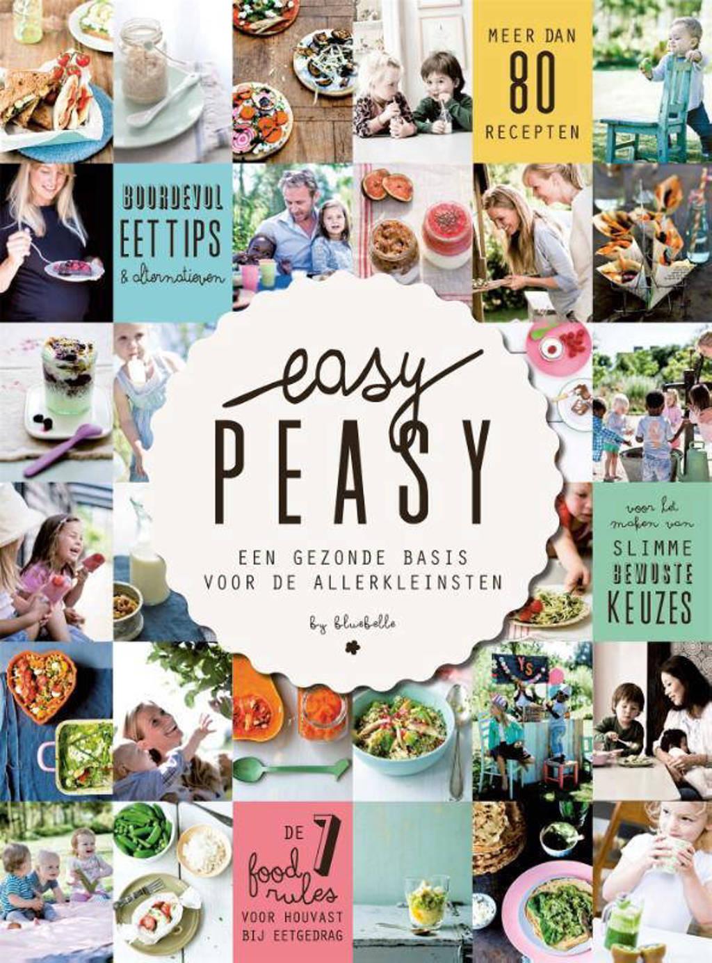 Easy peasy - Claire van den Heuvel en Vera van Haren