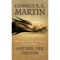 Het lied van ijs en vuur: Het spel der tronen - George R.R. Martin