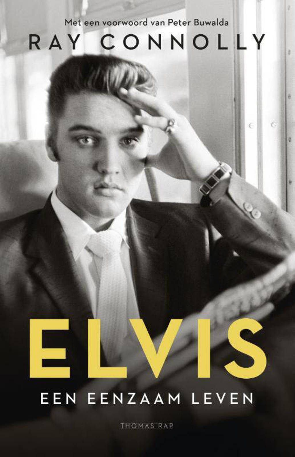 Elvis - Ray Connolly