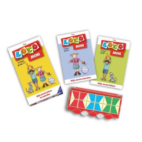 Loco Mini Pakket Letter Woorden