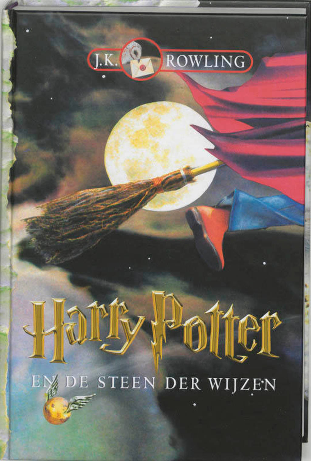 Harry Potter: Harry Potter en de steen der wijzen - J.K. Rowling