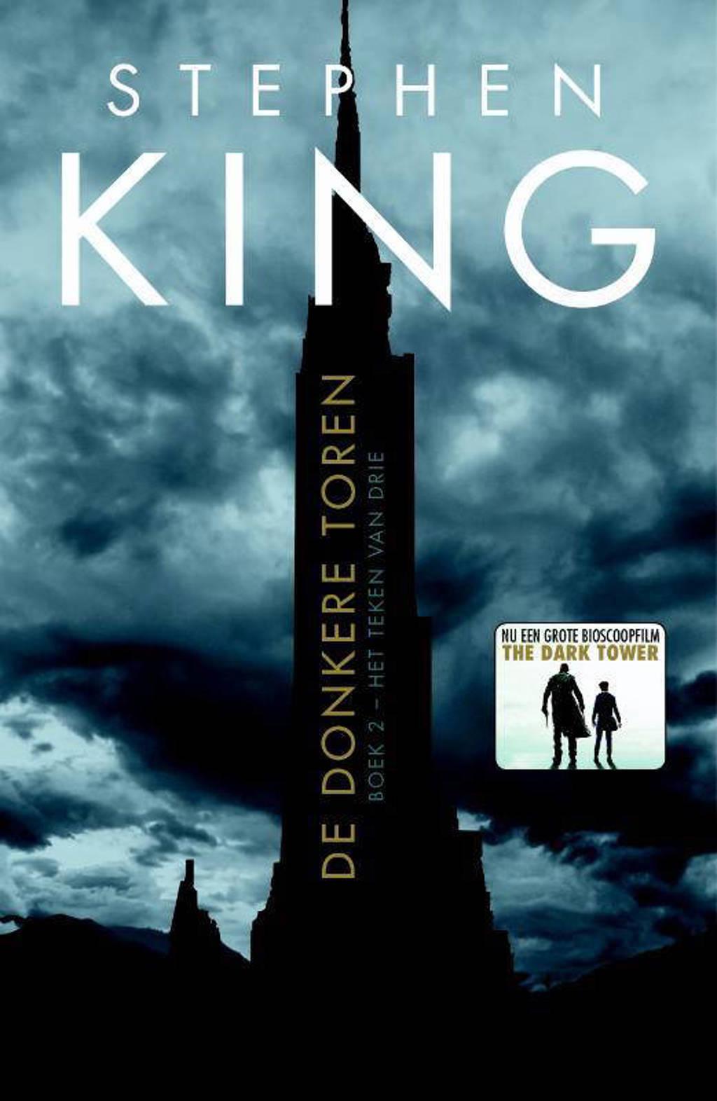De donkere toren: Het teken van drie - Stephen King