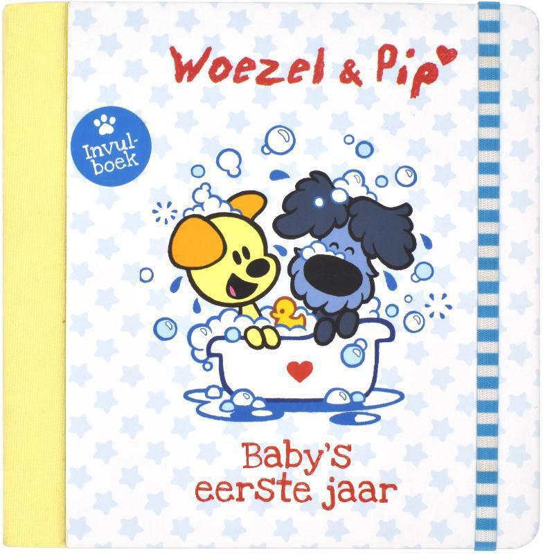 Woezel & Pip: Baby's eerste jaar - Guusje Nederhorst