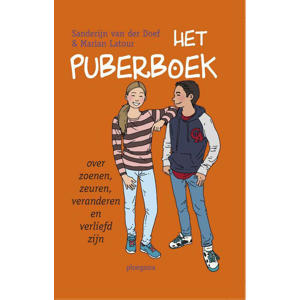 Hetpuberboek - Sanderijn van der Doef
