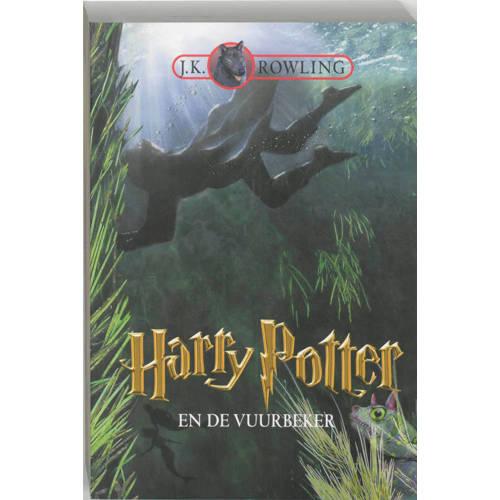 Harry Potter: Harry Potter en de vuurbeker - J.K.