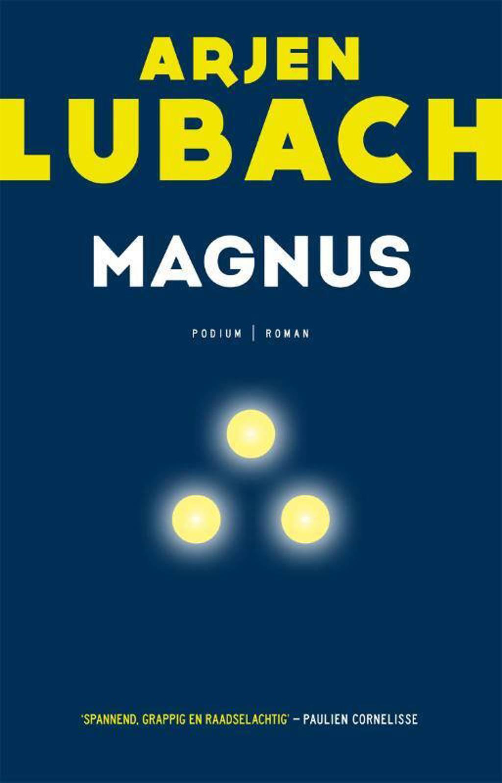 Magnus - Arjen Lubach