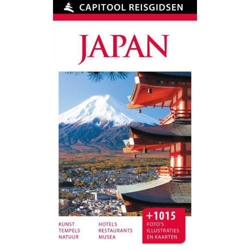 Capitool reisgidsen: Japan - John Hart Benson, Mark Brazil, Jon Burbank, e.a. kopen