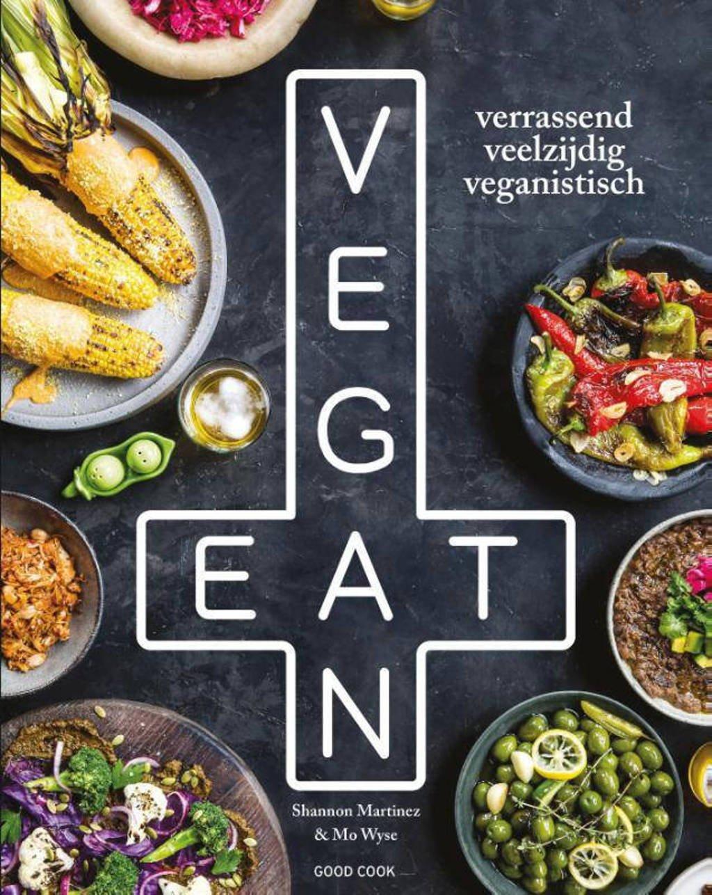Eat vegan - Shannon Martinez en Mo Wyse