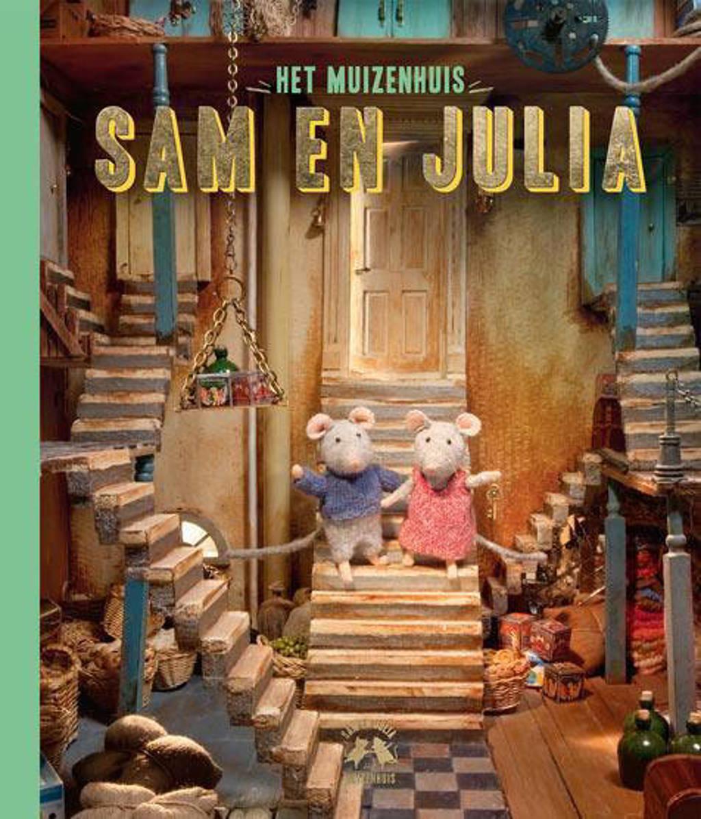 Het Muizenhuis: Sam en Julia - Karina Schaapman