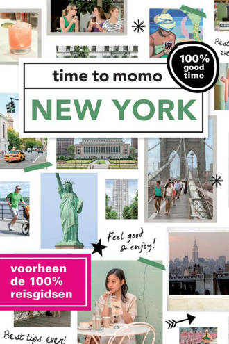 Time to momo: New York - Ted Steinebach