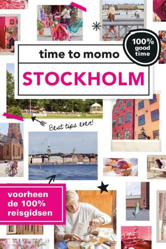 Time to momo: Stockholm - Saskia de Leeuw