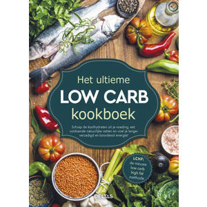 Hetultieme low carb kookboek - Jane Faerber
