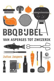 Kookbijbels: BBQBijbel - Julius Jaspers