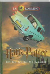 Harry Potter: Harry Potter en de geheime kamer - J.K. Rowling