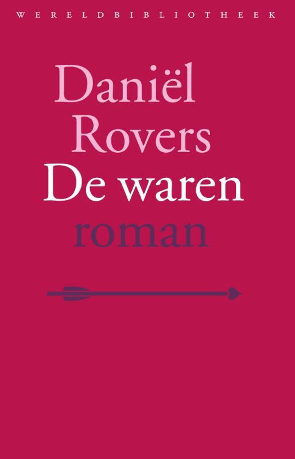 De waren - Daniël Rovers