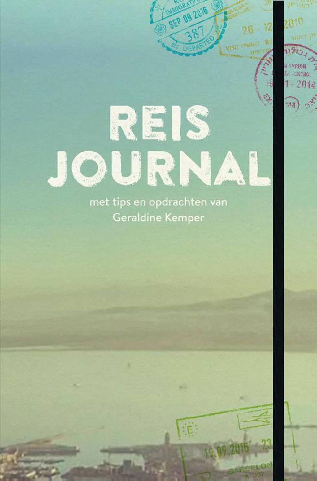 Reisjournal - Geraldine Kemper