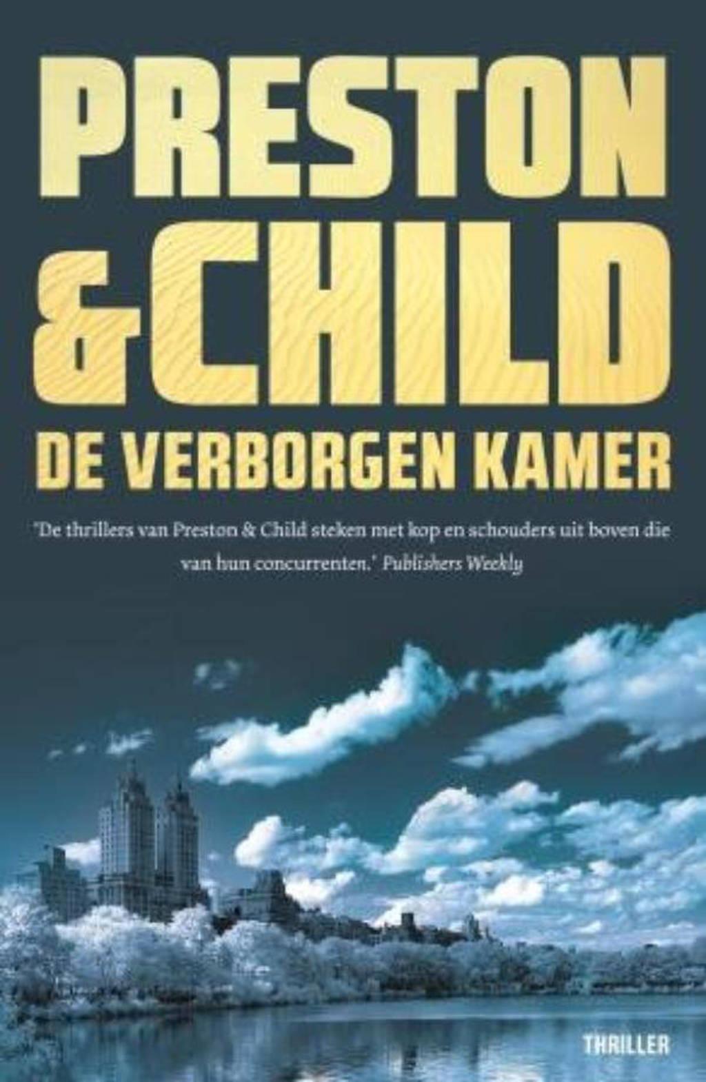 Pendergast thriller: De verborgen kamer - Preston & Child