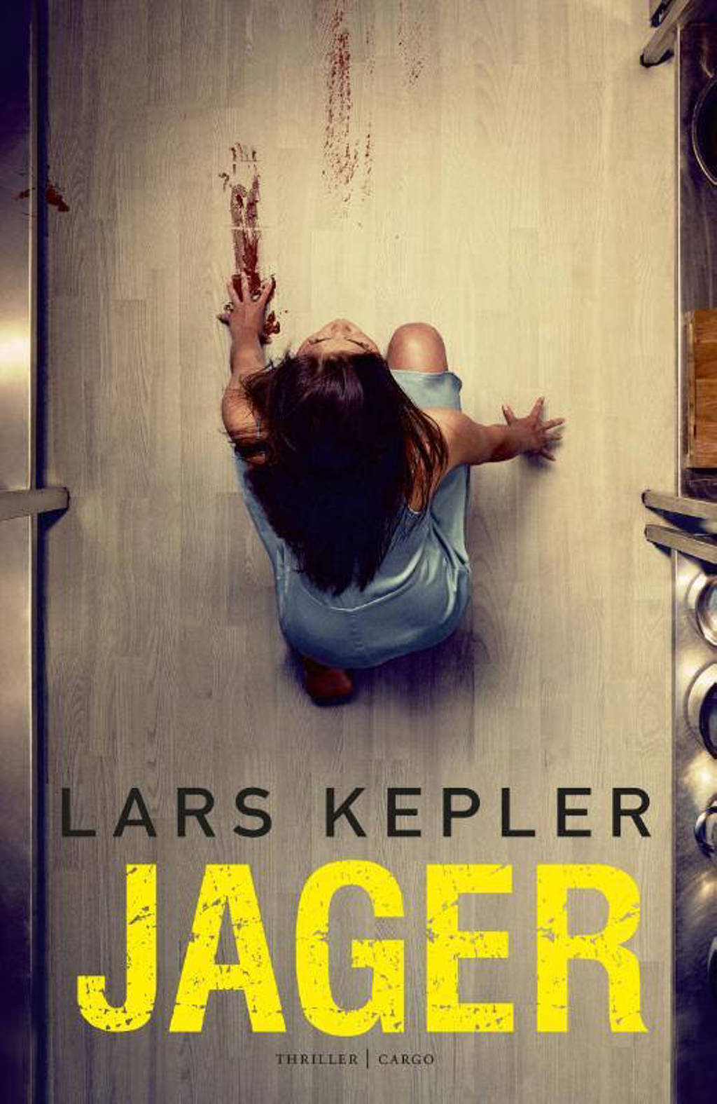 Joona Linna: Jager - Lars Kepler