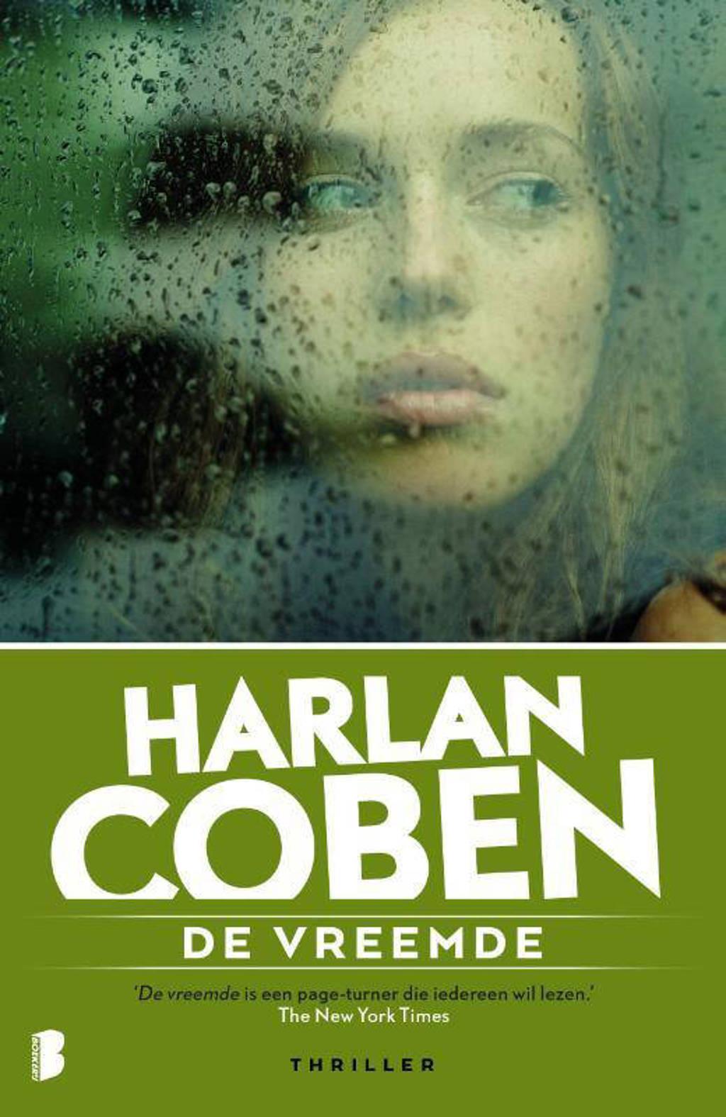 De vreemde - Harlan Coben