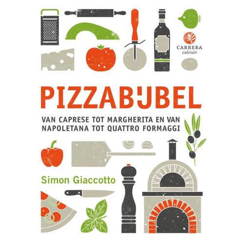 Kookbijbels: Pizzabijbel - Simon Giaccotto