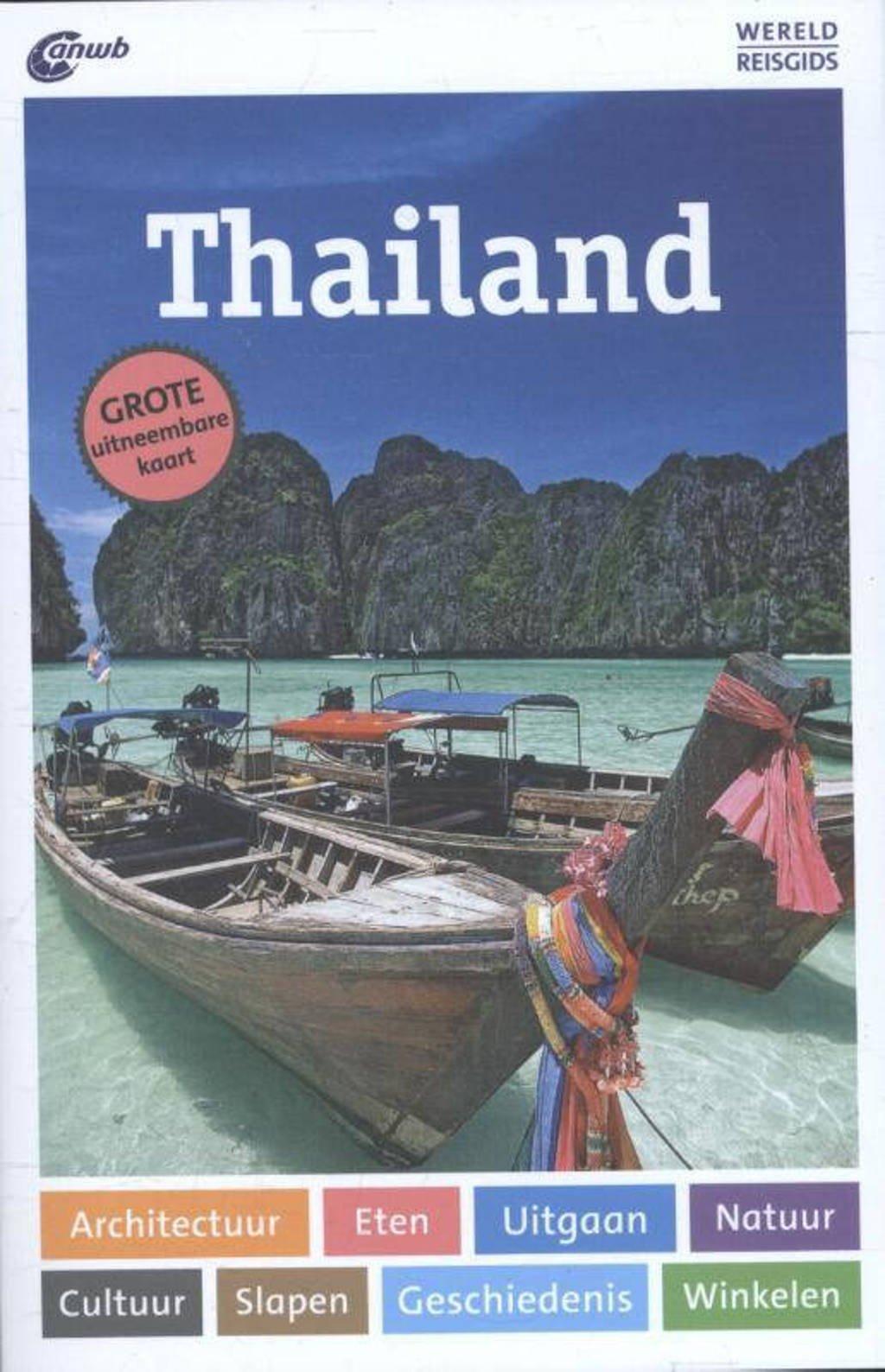 ea9203d1ea4 ANWB wereldreisgids: Thailand | wehkamp