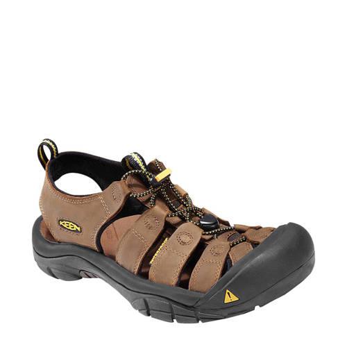 Keen leren outdoor sandalen