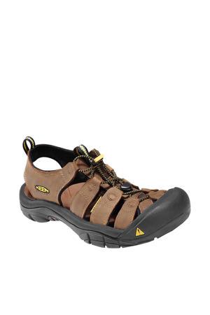 leren outdoor sandalen Newport