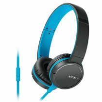 Sony MDRZX660 on-ear koptelefoon blauw