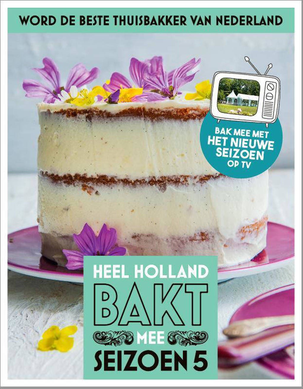 Heel Holland bakt mee Seizoen 5 - Martine Steenstra